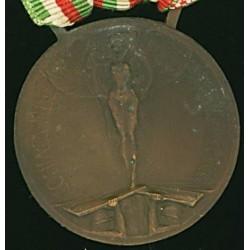 Medaglia in bronzo Coniata...