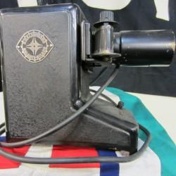 1950s slide projector...