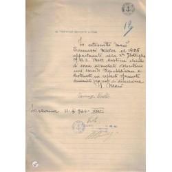 Xa Flotilla MAS letter...