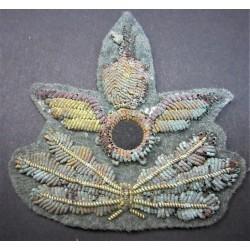 Official headdress badge of...