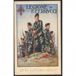 Cartoline Italia Legione...