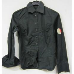 Camicia nera da donna Opera...