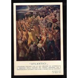 Cartolina Atlantici , non...