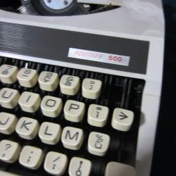 Macchina da scrivere...