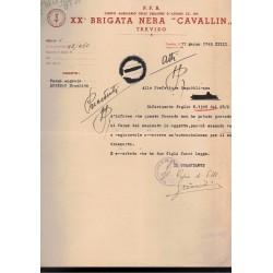 Documento Brigata Nera...