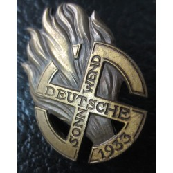 Deutsche Sonnwende 1933 by...