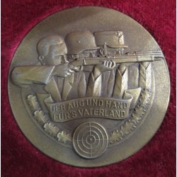 Beautiful bronze medal for...