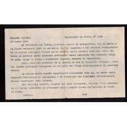 Coppia di fregi di specialita' AUTIERE Campagna d'Africa 1935/36