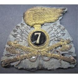 First World War 7th Rgt...