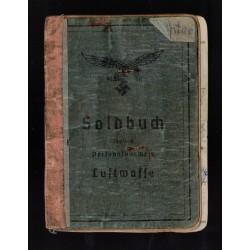 Important lot, soldbuch...