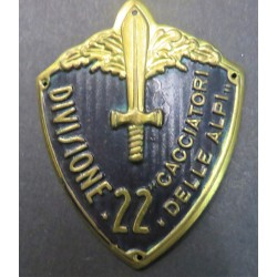 22nd Infantry Division...