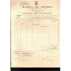 Travel Document of the...