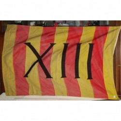 Bandiera Battaglone Coloniale